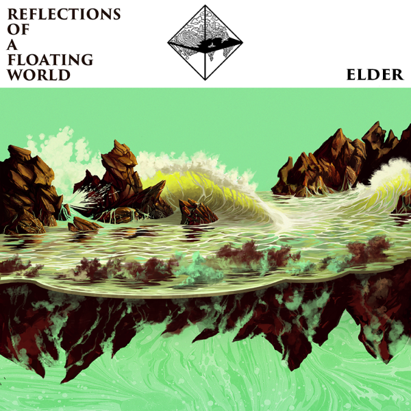 SMALLreflections of a floating world